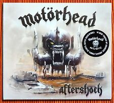 MOTÖRHEAD - AFTERSHOCK   CD Digipack  Limited Edition    SEALED