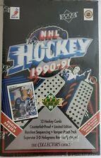 1990-91 Upper Deck NHL Hockey Cards Factory Sealed