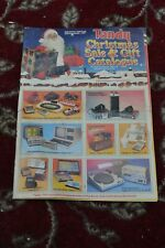 More details for rare tandy 19861 christmas sale & gift catalogue -vintage computing electronics