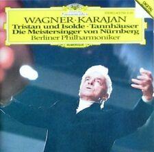 Wagner, Richard Tristan und Isolde/Tannhäuser/Die Meistersinger von Nürnb.. [CD]