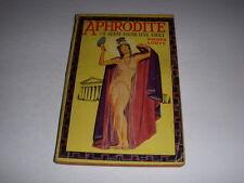 APHRODITE A GREAT PAGAN LOVE STORY by Pierre Louys, Avon Book #113, 1946, PB!
