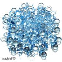 mini tétine breloque  décoration baptême baby shower bijoux pendentifs 10pcs