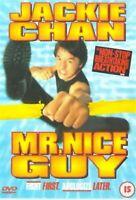 Mr. Nice Guy (1999) - Jackie Chan, Richard Norton NEW SEALED UK REGION 2 DVD PAL