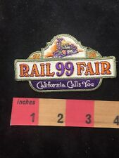 RAIL FAIR 99 California Calls You Patch - Train Related, I Think 88K7