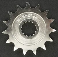 PBI - 461-15 -  Front Countershaft Sprocket, 15T - Made In USA