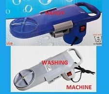 NEW DESIGN PORT SMALL HAND WASHING MACHINE BEST WORK EASY HOT & COLD WATER PROOF