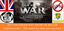 Men of War: Assault Squad Steam key NO VPN Region Free UK Seller