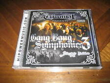 Chicano Rap CD Mr Criminal Gang Bang Symphonies Vol. 3 - Empire Riderz Lil G 719