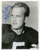 Paul Hornung Signed Jsa Cert Sticker 8x10 Photo Authentic Autograph