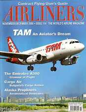 Airliners 114 TAM,Propliner A380