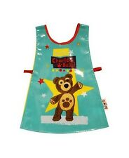 Little Charley Bear Childrens Tabard/ Apron - Brand New Painting/ cooking