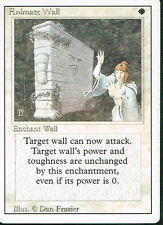 MAGIC THE GATHERING REVISED WHITE RARE ANIMATE WALL