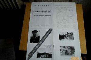 """Chronik der Seeberufsfachschule Ried am Wolfgangsee 1943-1945,illustr."