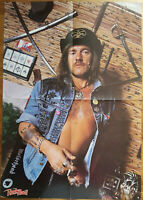 ⭐⭐⭐⭐ Motörhead Lemmy Kilmister ⭐⭐ Blind Guardian ⭐⭐ 1 Poster 40 x 57 cm  ⭐⭐⭐⭐