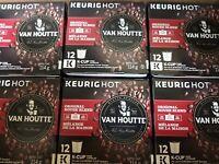 Van Houtte House Blend  Medium Roast Coffee, 72- Count K-Cups BB 8/2018