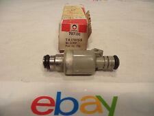 89-93 NOS Buick Geo Pontiac Isuzu Oldsmobile 4 cyli. Fuel Injector GM 17087515
