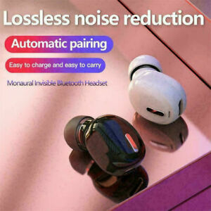 2021 Wireless Bluetooth Headphones Earphones Earbuds In-Ear Pods For IOS Android