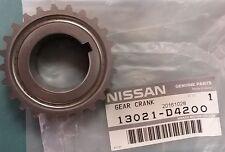NEW GENUINE CRANKSHAFT GEAR SPROCKET NISSAN 200SX S13,SILVIA 1.8 TURBO CA18DET