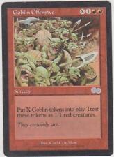Magic MTG Tradingcard Urza's Saga 1998 Goblin Offensive 192/350