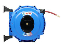 15M Retractable ReCoila Heavy Duty Air Water Hose Reel Compressed Air AW1215