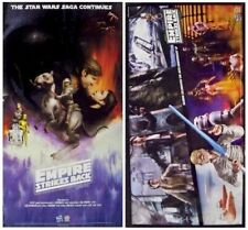 STAR WARS ~ EMPIRE STRIKES BACK ~ HASBRO 30TH PROMO ~ 16x30 POSTER