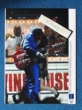 "Original Press Photo - 8""x6"" - Amy Winehouse & Mark Ronson - 2008"