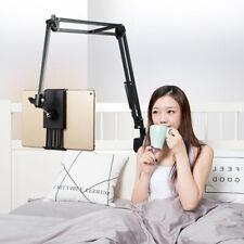 Universal 360 drehbare flexible lange Arm faul Handyhalter Bett Tablet Clamp