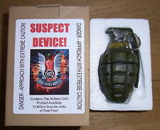 Hot-Headz Suspect Device 13 million Scoville Hot Chilli Extract Hottest on eBay!