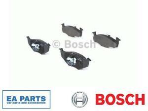 Brake Pad Set, disc brake for SEAT SKODA VW BOSCH 0 986 494 005