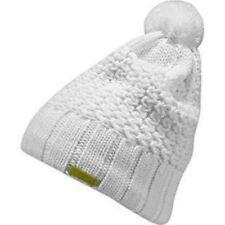 Adidas W Culture laine femme Bonnet tricot hommes Hiver Blanc CHAPEAU NEUF