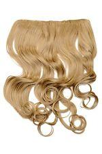 Clip-In Extension Cheveux Large Résistant à la Chaleur 5 de Clip Bouclée