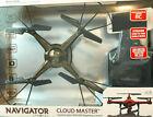 Propel Navigator Cloud Master Drone Quadrocopter Wifi Streaming Camera NV-3812