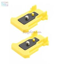 2pcs Attachment Buckles for Sony Action Cam HDR AS15 AS20 AS200V Replace VCT-AM1