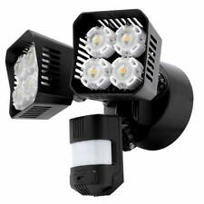 Sanni - Lumières d'extérieur LED avec détecteur de mouvement