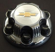 (1) Factory Oem Chevy Silverado Express Van Chrome Center Caps Hubcaps