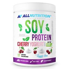Pure Soja Isolat De Protéines 100% poudre 500 g Haut Grade allnutrition Vegan Pr...