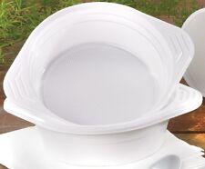 Zuppiera Piatti monouso 10 Stück a 0,5l bianco Contenitori di zuppa Terrina