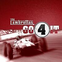 The Lambrettas - Go 4 It (NEW CD EP)