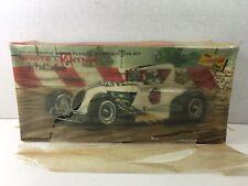 Vintage1967 Lindberg White Lightnin' Dirt Track Racer 1/24  Model Kit Unopened
