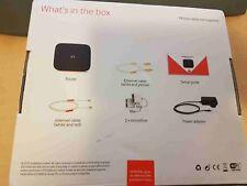 Boxed Huawei HHG2500 modem router combo fiber optics VDSL2 4 ports Wireless