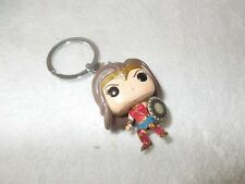 Action Figure Funko Pop Vinyl Keyring DC Wonder Woman