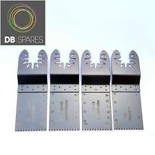 4 x Bosch Multi Attrezzo Lame Fein Multimaster 32mm Standard Legno Plastc