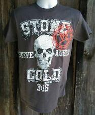 WWE WWF: Stone Cold Steve Austin 6 Time Champion 3:16 T-Shirt Men's SMALL NWOT