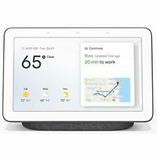 Google Home Hub with Google Assistant - Charcoal - GA00515-US - BRAND NEW!