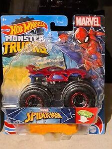 HOT WHEELS MONSTER TRUCKS  MARVEL SPIDER-MAN