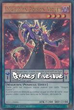 Yu-Gi-Oh ! Magicien Poison Violet PEVO-FR006 (PEVO-EN006) VF/ULTRA