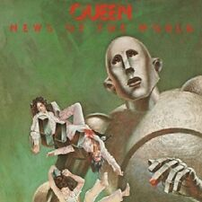 QUEEN - NEWS OF THE WORLD (2011 REMASTERED) DELUXE EDITION  2 CD  16 TRACKS NEU