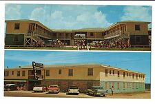 Vintage Postcard Crescent Beach South Carolina SC Ocean Strand Motel Apartments