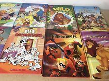 Disney Wonderful World of Reading Hardcover Children's Books Lot of 10 Random