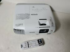 Epson PowerLite 965 Tri-LCD Projector 965 3500 Lumen Projector WITH REMOTE